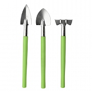 Burgon & Ball Houseplant & Terrarium Tool Set 8""