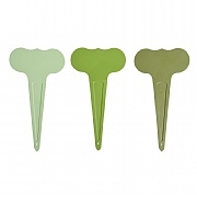 Fallen Fruits Assorted Green Plant Markers (Set Of 6)