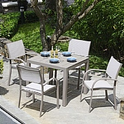 Lifestyle Garden Morella 4 Seater Dining Set