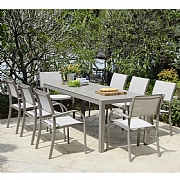 Lifestyle Garden Morella 8 Seater Dining Set