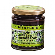 Myrtle's Hereford Hedgerow Pear & Blackberry Chutney 200g