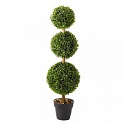 Smart Garden Trio Artificial Topiary Tree 80cm
