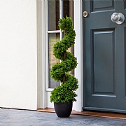 Smart Garden Artificial Topiary Swirl 90cm
