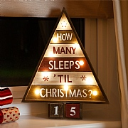 Tree Time! LED Countdown Calendar