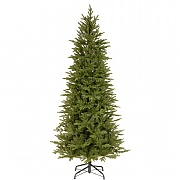 6.5ft Bedminster Slim Spruce Artificial Christmas Tree