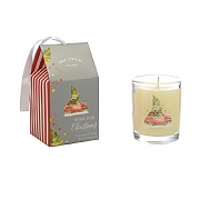 Wax Lyrical Home For Christmas Votive Candle