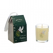 Wax Lyrical Under The Mistletoe Votive Candle