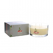 Wax Lyrical Home For Christmas Multi Wick Glass Candle
