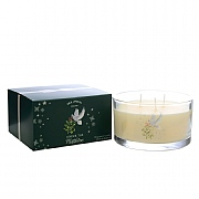 Wax Lyrical Under The Mistletoe Multi Wick Glass Candle