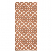Wave Rust 70 x 150cm Outdoor Weatherproof Rug