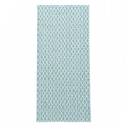 Eye Turquoise 150 x 250cm Outdoor Weatherproof Rug