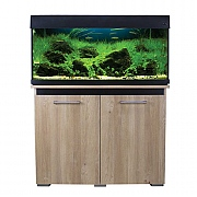 AquaVogue 170 Aquarium & Cabinet - Nash Oak