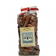 Wax Lyrical Snowy Night Pot Pourri 125g