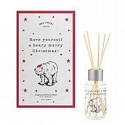 Wax Lyrical Have Yourself a Beary Merry Christmas Reed Diffuser 50ml