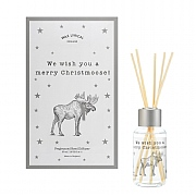 Wax Lyrical We Wish You A Merry Christmoose Reed Diffuser 50ml