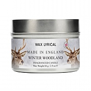 Wax Lyrical Winter Woodland Wax Filled Tin