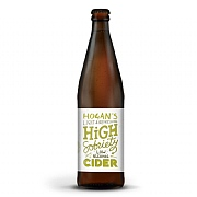 Hogan's High Sobriety Low Alcohol Cider 1.0% 500ml