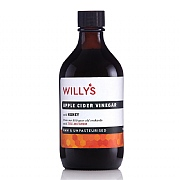 Willy's Apple Cider Vinegar with Honey 500ml
