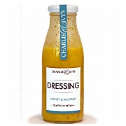 Charlie & Ivy's Honey & Mustard Dressing 250ml