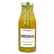 Charlie & Ivy's Lemon & Poppy Seed Dressing 250ml