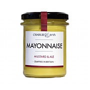 Charlie & Ivy's Mustard and Ale Mayonnaise 190g