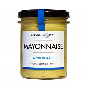 Charlie & Ivy's Smoked Garlic Mayonnaise 190g