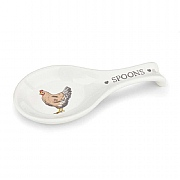 Cooksmart Farmers Kitchen Spoon Rest
