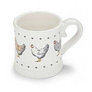 Cooksmart Farmers Kitchen Tankard Mug
