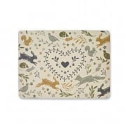 Cooksmart Woodland Placemats - Set Of 4