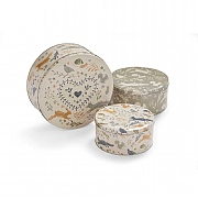 Cooksmart Woodland Round Cake Tins - Set Of 3