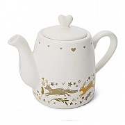Cooksmart Woodland Tea Pot