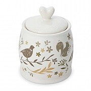 Cooksmart Woodland Sugar Bowl