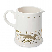 Cooksmart Woodland 1 Pint Ceramic Jug