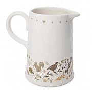 Cooksmart Woodland Ceramic Utensil Jug
