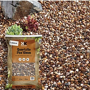 Kelkay Quartzite Pea Gravel 10mm Large Bag