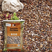 Kelkay Quartzite Pea Gravel 20mm Large Bag
