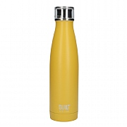 Built Stainless Steel Insualted Perfect Seal Bottle 480ml - Mustard