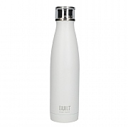Built Stainless Steel Insualted Perfect Seal Bottle 480ml - White