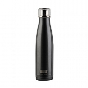 Built Stainless Steel Insualted Perfect Seal Bottle 480ml - Charcoal
