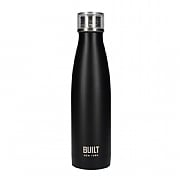 Built Stainless Steel Insualted Perfect Seal Bottle 480ml - Black