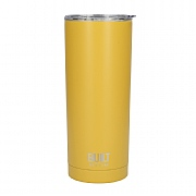 Built Stainless Steel Vaccum Insulated Tumbler 560ml - Mustard