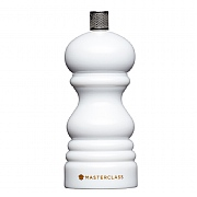 MasterClass Salt or Pepper Mill 12cm - White