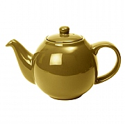 London Pottery Globe 4 Cup Teapot - Gold Finish