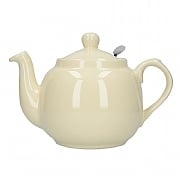 London Pottery Farmhouse 4 Cup Teapot - Ivory