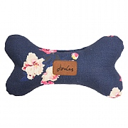 Joules Plush Navy Floral Print Toy
