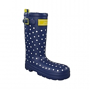 Joules Wellington Boot Toy - Spotty