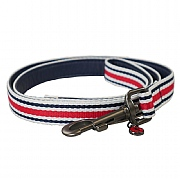 Joules Coastal Red Stripe Pet Lead