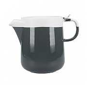 La Cafetiere Barcelona 1200ml Teapot - Cool Grey
