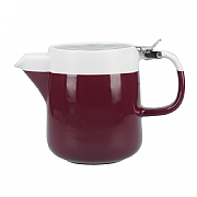 La Cafetiere Barcelona 420ml Teapot - Plum