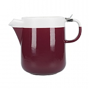 La Cafetiere Barcelona 1200ml Teapot - Plum